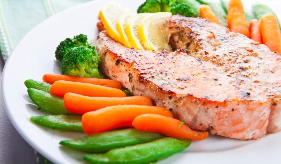 Рецепт Рыбы Диета. Лучшие рецепты диетических блюд из рыбы