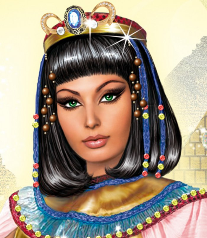 a biography of cleopatra a famous egyptian queen