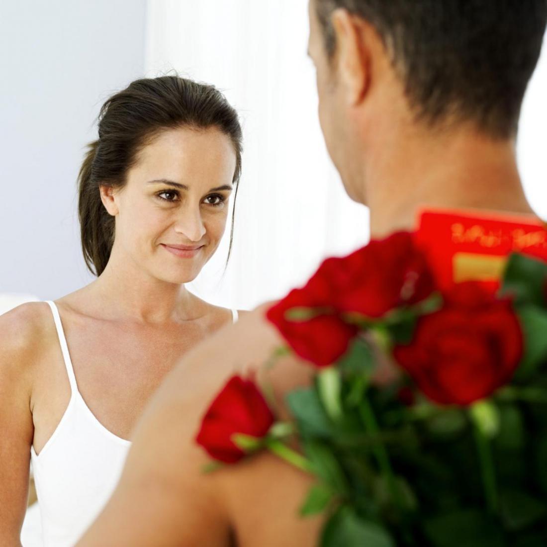 Какие цветы подарить маме девушки при знакомстве