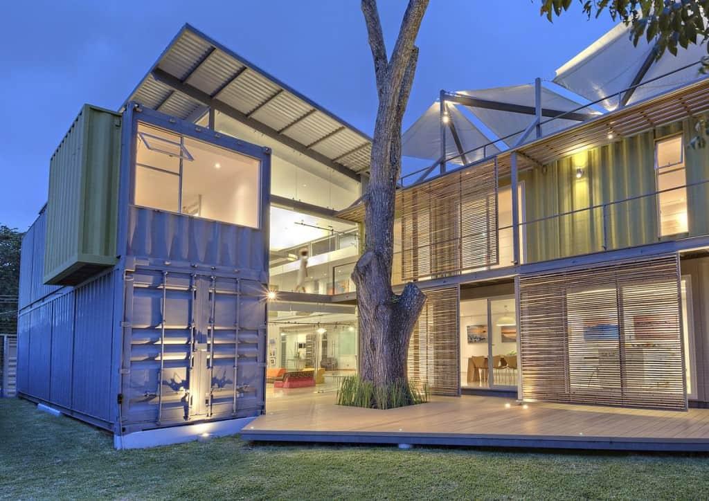 фото домиков из контейнеров архитектуру можно снимать
