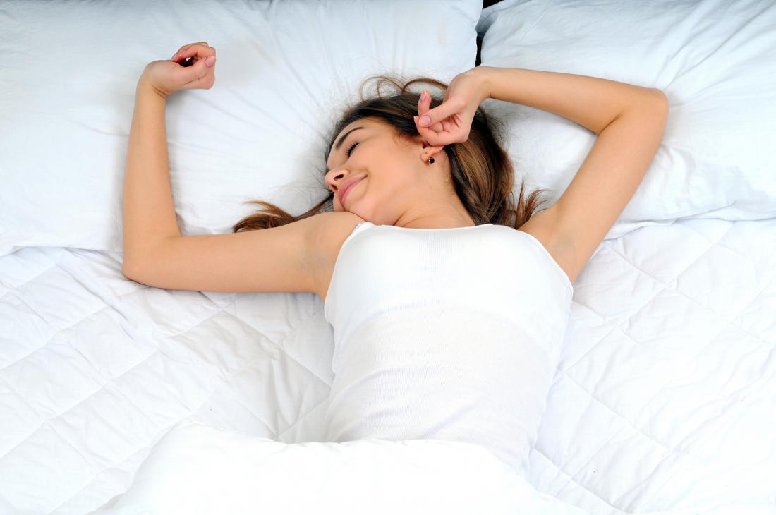 Как спать ночью чтобы утром прическа