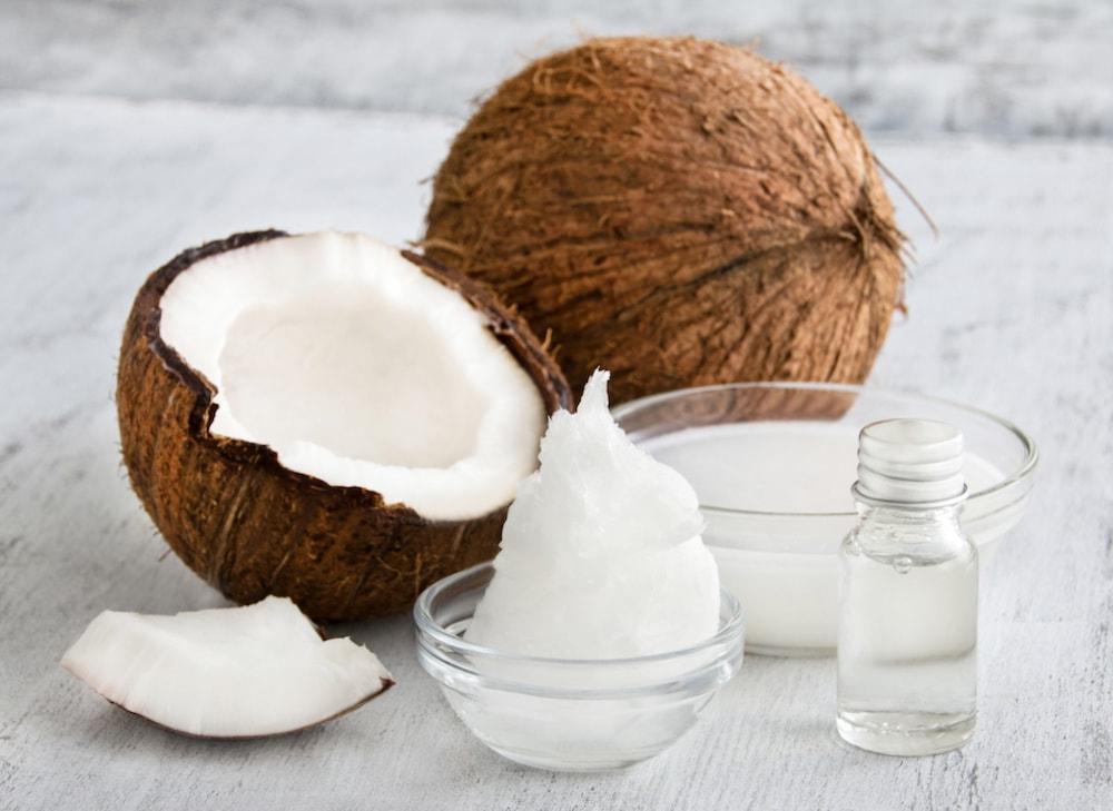 довоенного кокосовое масло красивая картинка простые