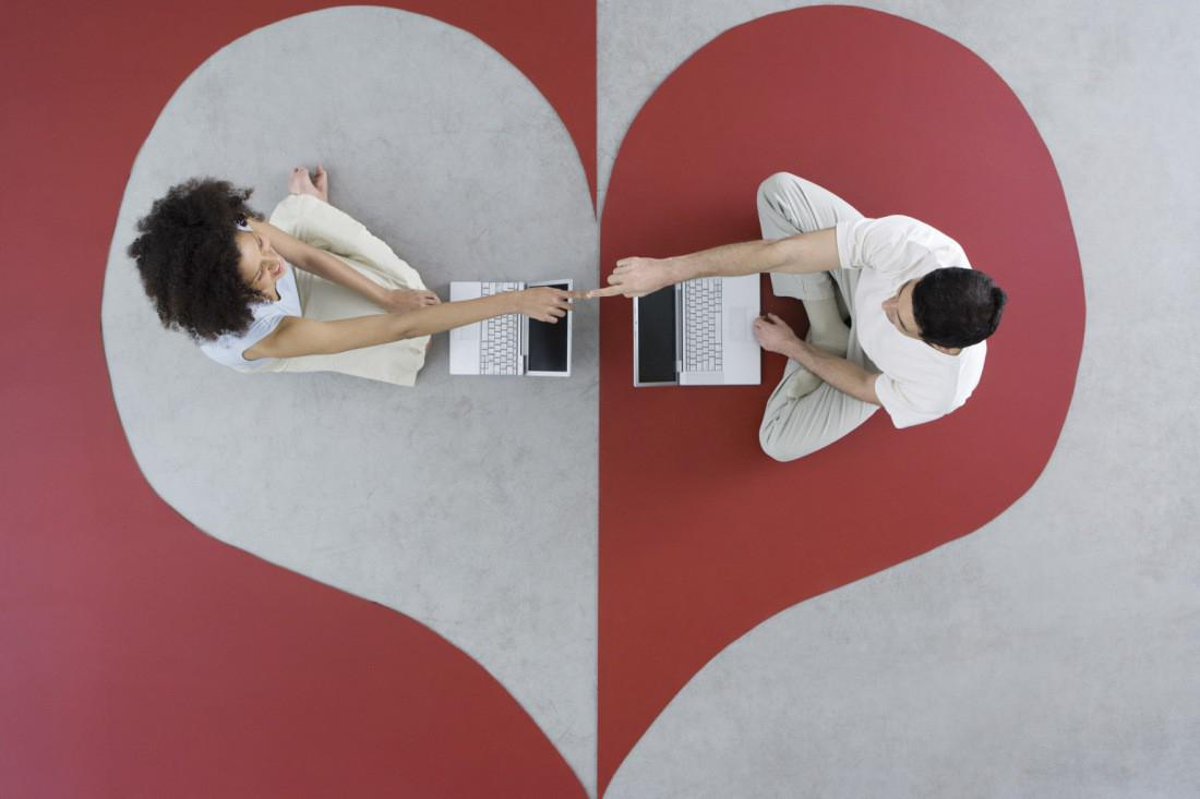 в любви знакомств