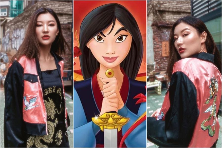 princesas Disney Mulán