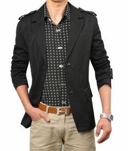 Выбираем клубный пиджак для мужчины