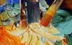 Масляные краски. Покупаем и рисуем