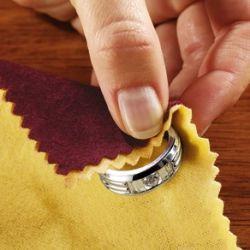 Чем чистить серебро: советы и рекомендации.