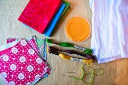 Лоскутное одеяло – быстро и просто