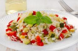 Как приготовить рис с овощами по-китайски