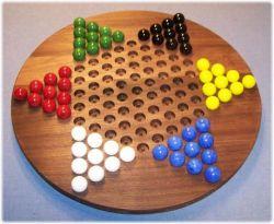 Игры разума. Китайские шашки