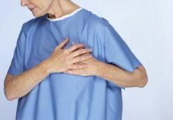 Боли в области сердца. Причины возникновения