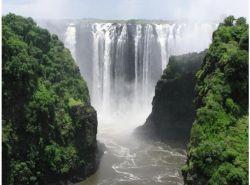 Водопад «Виктория»