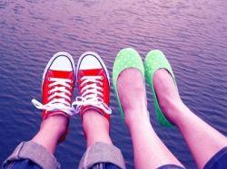 Дружба - это не просто слова