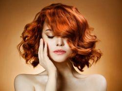 Окраска волос различными способами