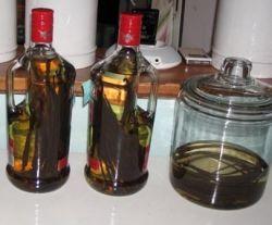 Настойки на спирту - средства народной медицины