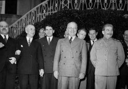 Потсдамская конференция. Важная встреча