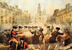 Война за независимость США