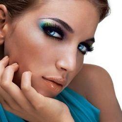 Как красиво покрасить глаза