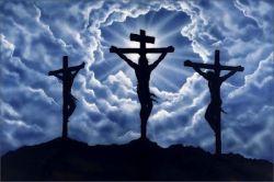 Страстная пятница - скорби по Христу