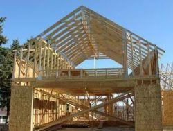 Как стропильная система влияет на строительство дома?
