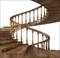 Деревянная лестница, своими руками построенная, должна быть в каждом доме!