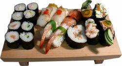 Как делать суши дома