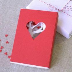 Поделки для любимых: валентинка своими руками
