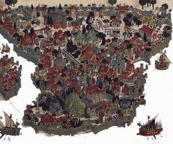 Османская империя. Начало ослабления политического влияния и военной мощи Порты в XVIII веке