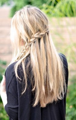 коса из 4-5 прядей схема плетения