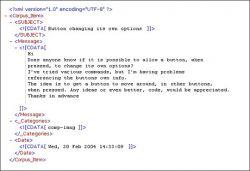 XML-формат: чем открыть и редактировать?