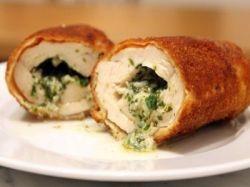 Котлеты по-киевски: рецепт мясных блюд