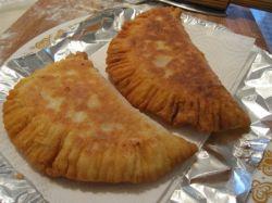 Тесто для пирожков, жареных с различными начинками