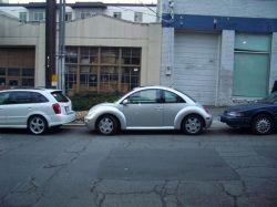 Параллельная парковка: теория и практика