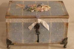 Шкатулка своими руками: простые идеи для декора