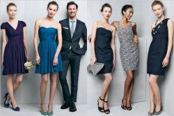 Как одеться на свадьбу правильно