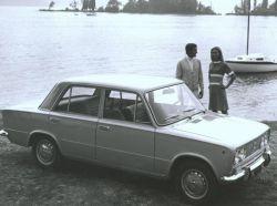 """""""Автомобиль года"""" 1965 - Fiat 124"""