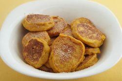 Оладьи на кефире: пышные и вкусные