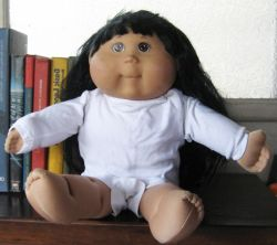 Куклы из колготок: забавные игрушки или сувениры