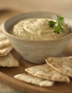 Рецепт хумуса - полезно и экзотично