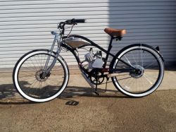 Современный двигатель для велосипеда