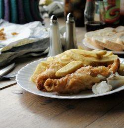 Обычный рецепт кляра для рыбы далет ее очень вкусной. Попробуйте!