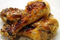 Голень куриная – рецепт для гурманов!