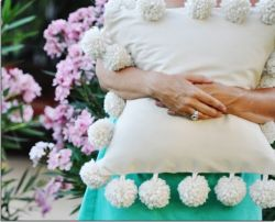 Как сшить наволочку и подушку своими руками