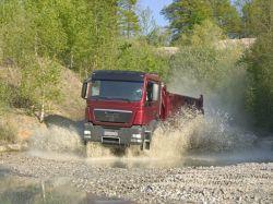"""Самосвал """"МАН"""" – грузовик для успешной работы"""