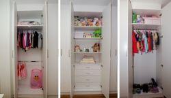 Каким может быть встраиваемый шкаф-купе: своими руками создаем практичную мебель
