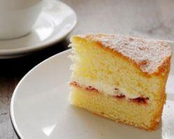 Простой способ: как испечь бисквит