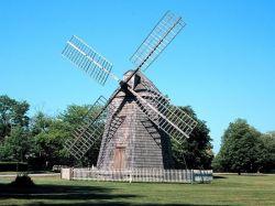 Зачем нужна ветряная мельница
