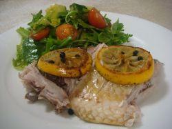 запечь белую рыбу в духовке рецепты