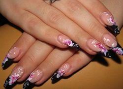 Китайская роспись ногтей - показатель уровня мастера
