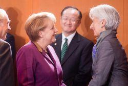 Самые влиятельные международные экономические организации